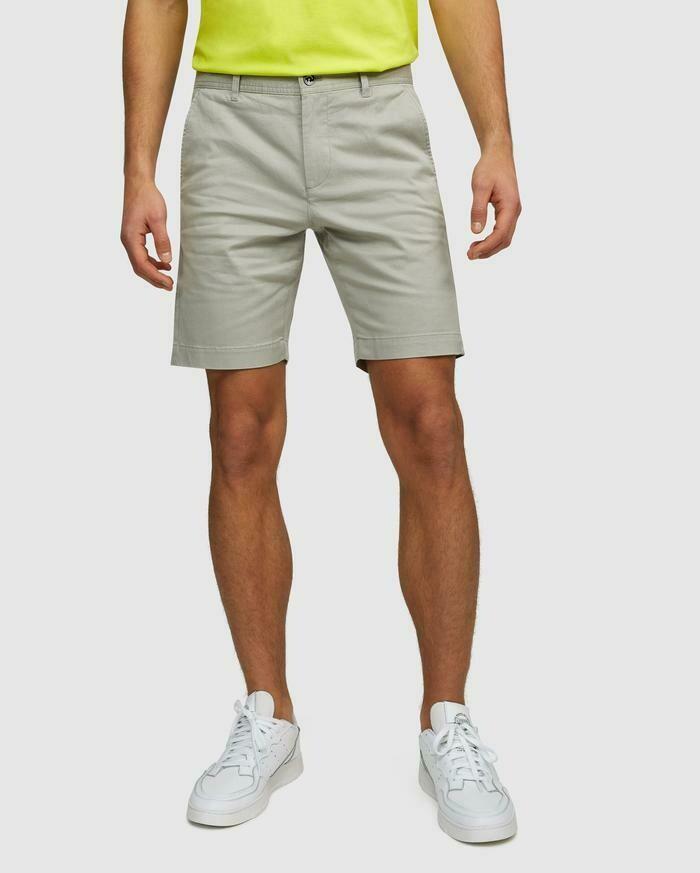 Psycho Bunny Men's Charlie shorts in Grey