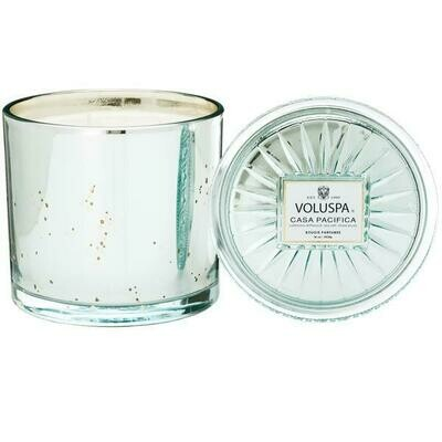 Voluspa Casa Pacifica Grande Maison Candle with Lid