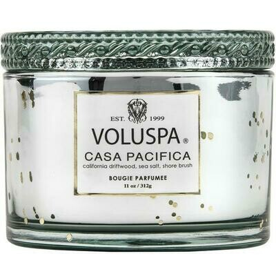 Voluspa Casa Pacifica Boxed Corta Maison Candle With Lid