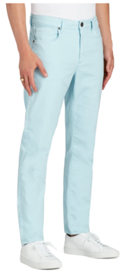 Monfere Deniro St. Barths Jean in Light Blue