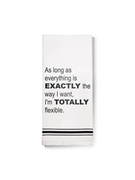 LA Trading Company Totally Flexible Towel