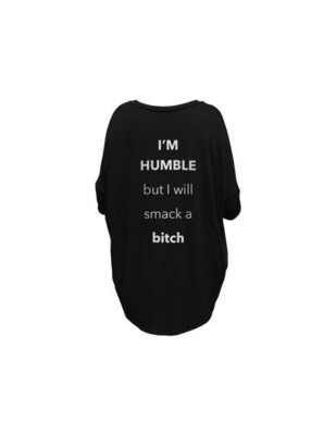 LA Trading Company Mimi Tee In Black