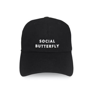 LA Trading Company Social Butterfly Hat