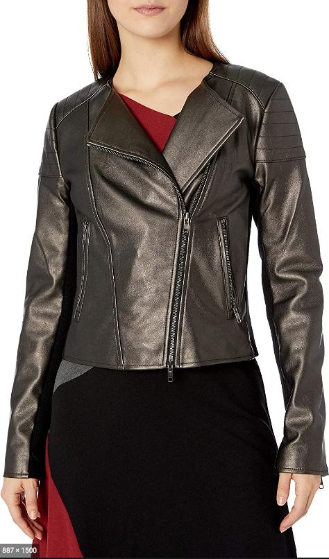 Bailey 44 Knox Jacket in Gunmetal/Black