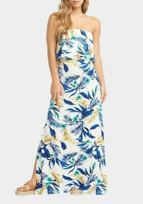 Tart Collections Aeryn Maxi Dress in Painted Tropical