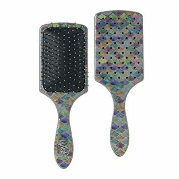 Wet Brush Original Paddle Detangler In Mermaid Tail