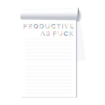 Fun Club Productive AF Note Pads
