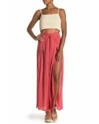 Elan Pants Wrap in Coral