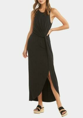 Tart Collections Bret Maxi Dress In Black