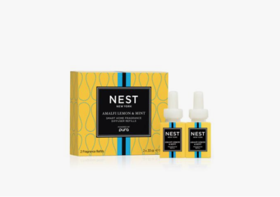 NEST Pura Smart Diffuser Pods Lemon & Mint