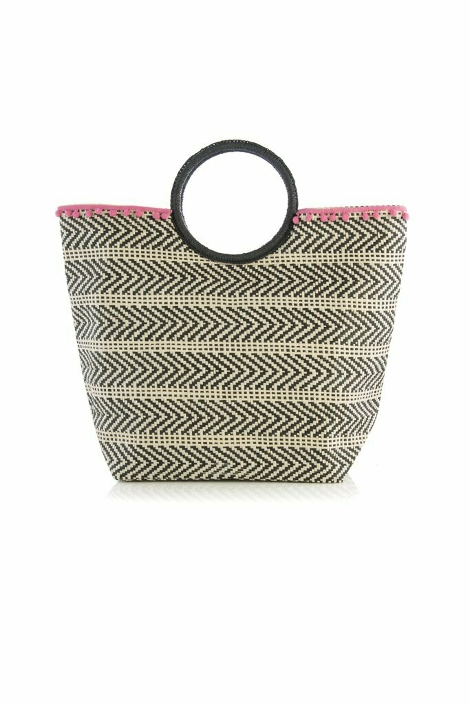Shiraleah Shilo Tote In Black