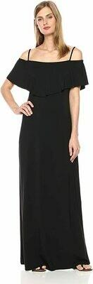 Tart Collections Tacita Maxi Dress in Black