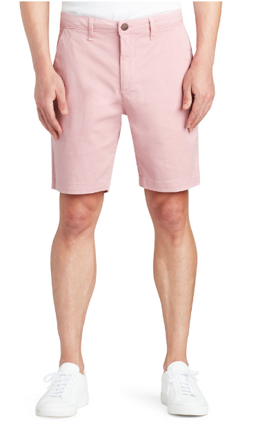 Monfrere Cruise Chino Short In Santorini