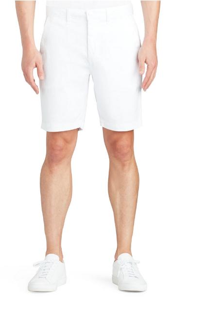 Monfrere Cruise Chino Short In Blanc