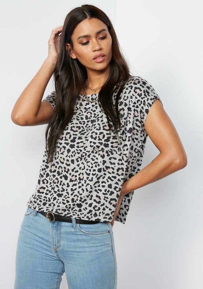 Tart Collections Jace Top in Leopard
