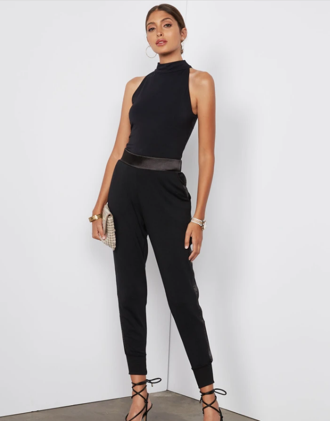 Tart Collections Owen Pant in Black