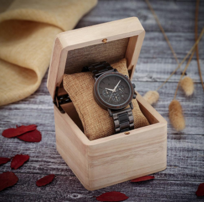 Wooden360 The Midnight Breeze Watch