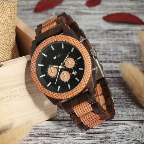 Wooden360 The Concord Watch