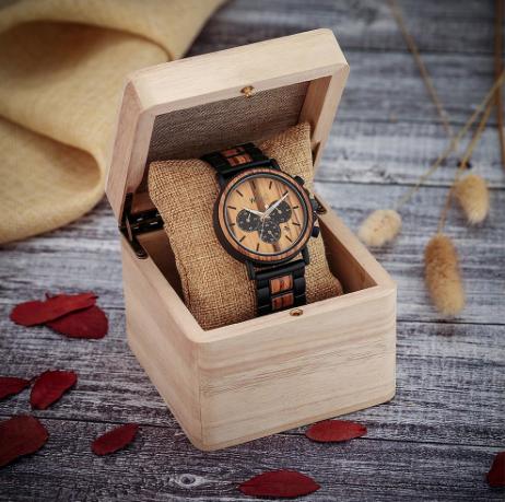 Wooden360 The Clayton Watch
