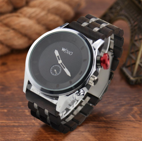 Wooden360 The Capo Watch