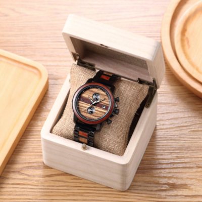 Wooden360 The G.O.A.T Watch