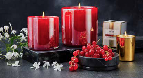 LAFCO New York Winter Currant Candle