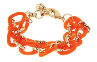 Fornash Melisa Bracelet in Orange