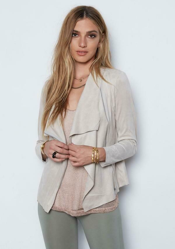 Tart Collections Sayna Jacket In Bone