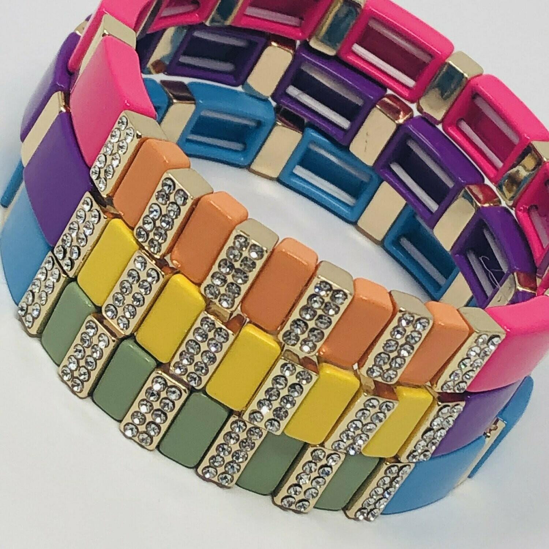 JZ StackZ Sour Patch Bracelets