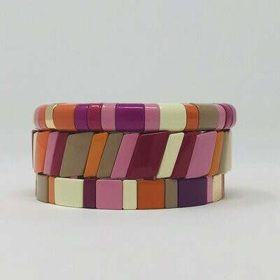 JZ StackZ Fall Fruity Bracelets