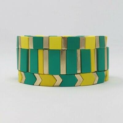 JZ StackZ Game-day Bracelets