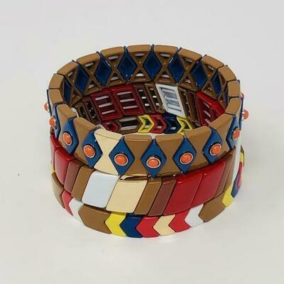 JZ StackZ Cow Tales Bracelets
