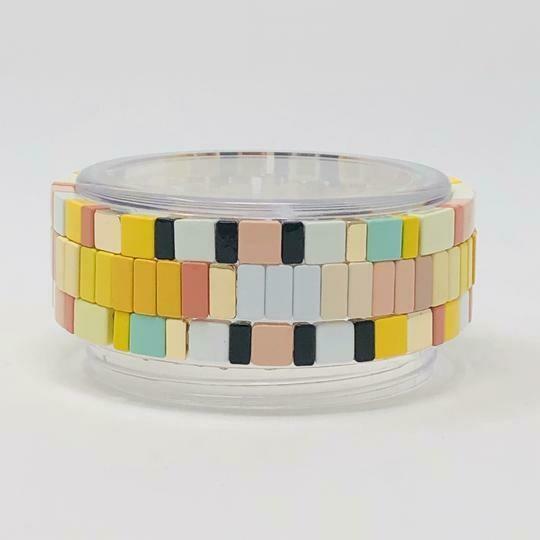 JZ StackZ Mint Meltaway Bracelets