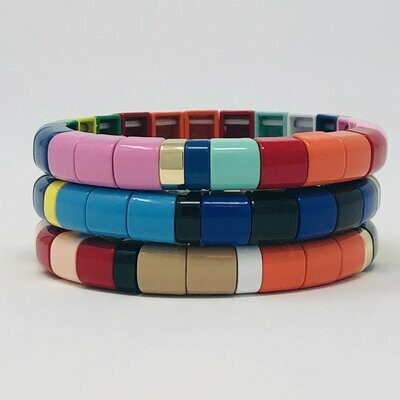 JZ StackZ Mike & Ike Stack Bracelets