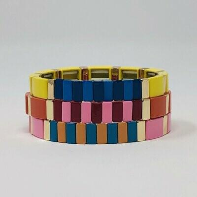 JZ StackZ Starburst Bracelets