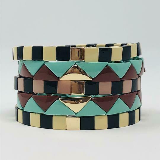 JZ StackZ Tribal Bracelets