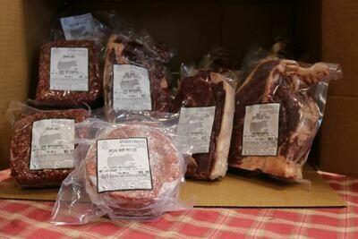 GF Beef Mixed Beef Value Box