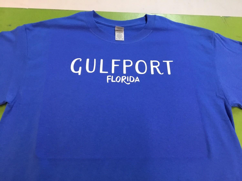 Gulfport Tee