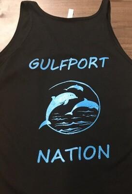 Gulfport Nation Tee Shirt