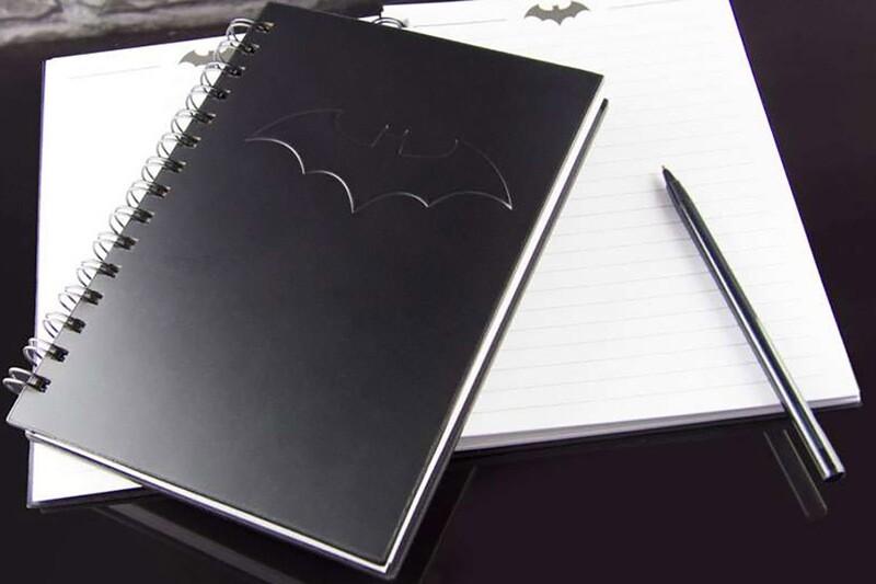 Batman Notepad A5 Hardback