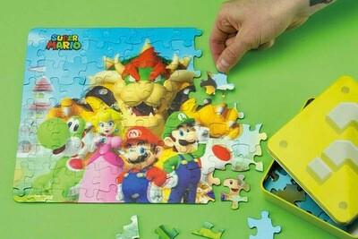 Super Mario 3D Jigsaw Puzzle