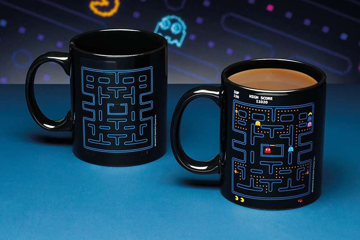 PAC-MAN Heat Change Mug