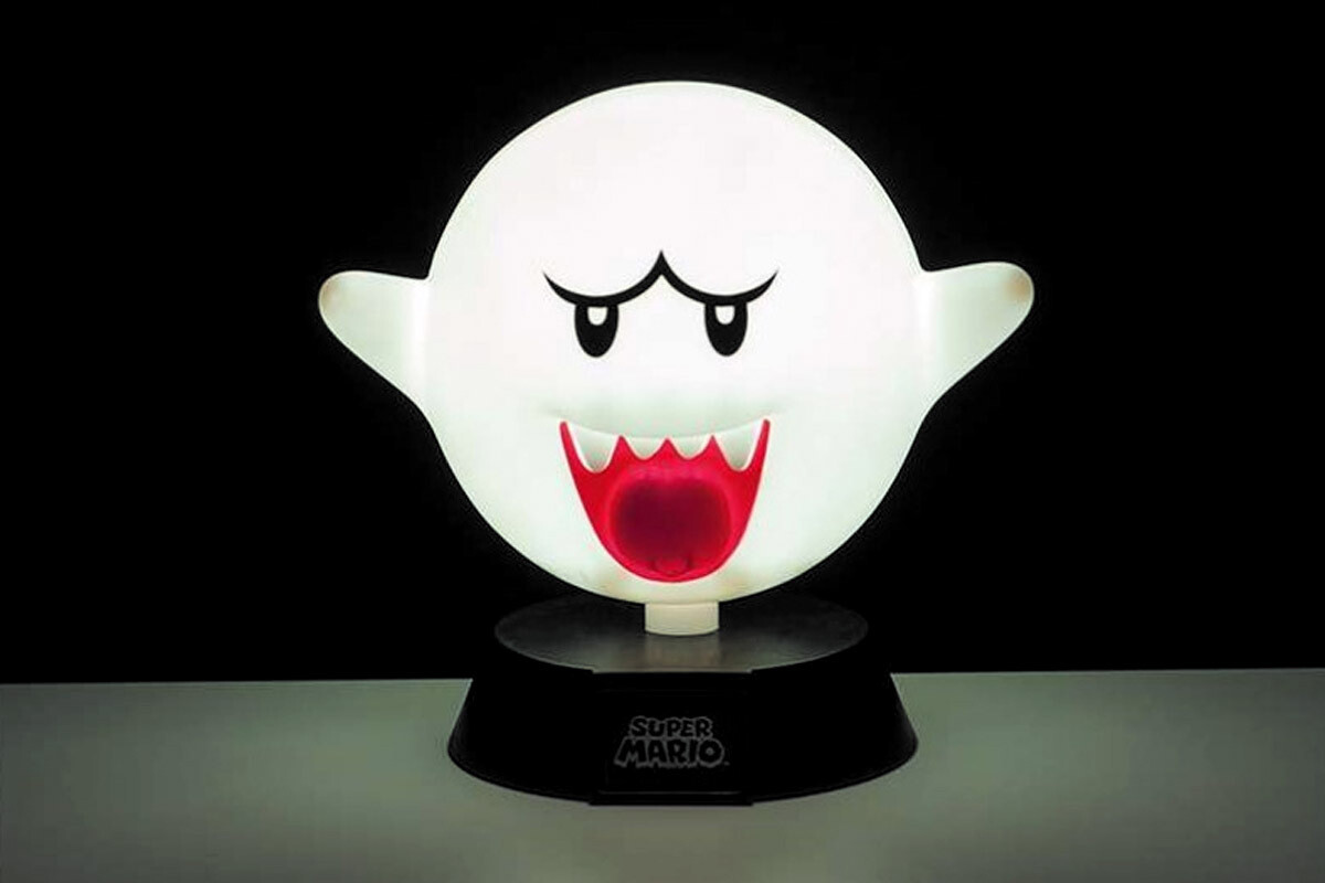 Super Mario Boo 3D Light