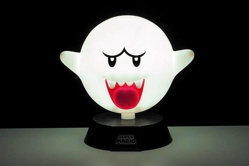 Super Mario Boo 3D Light