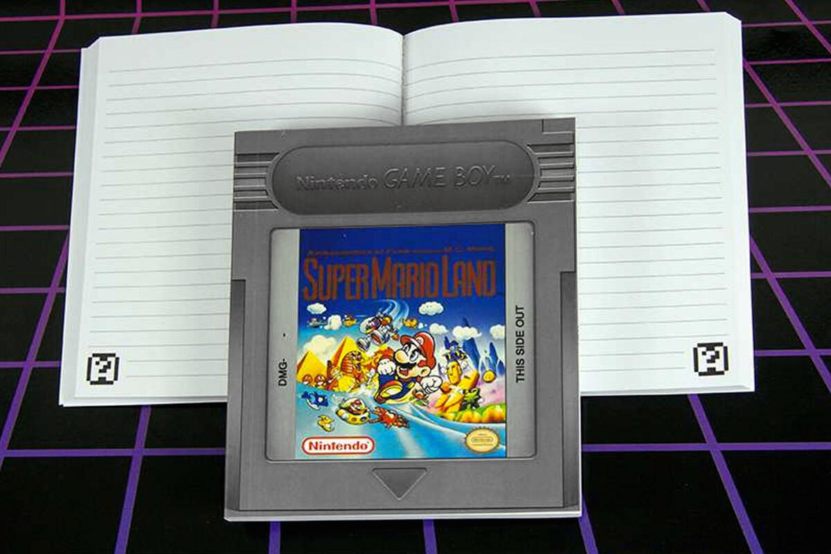 Game Boy Cartridge Book Softback