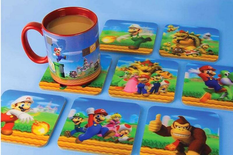Super Mario 3D Coasters