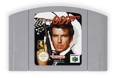 007: Goldeneye (N64 PAL)