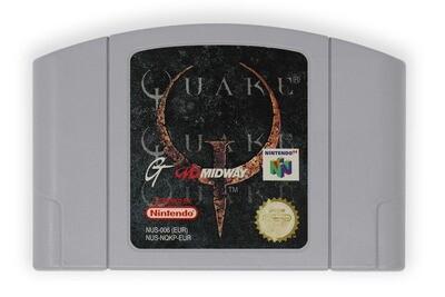 Quake (N64 PAL)