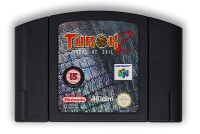 Turok 2: Seeds of Evil (N64 PAL)