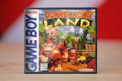 Donkey Kong Land (Game Boy)
